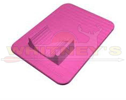 SHAGPINK Vaportrail Shag Pad Arrow Rest Dampener Pink