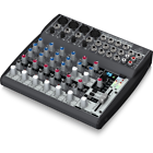 Behringer XENYX 1202FX Mixing Console - Burgandy