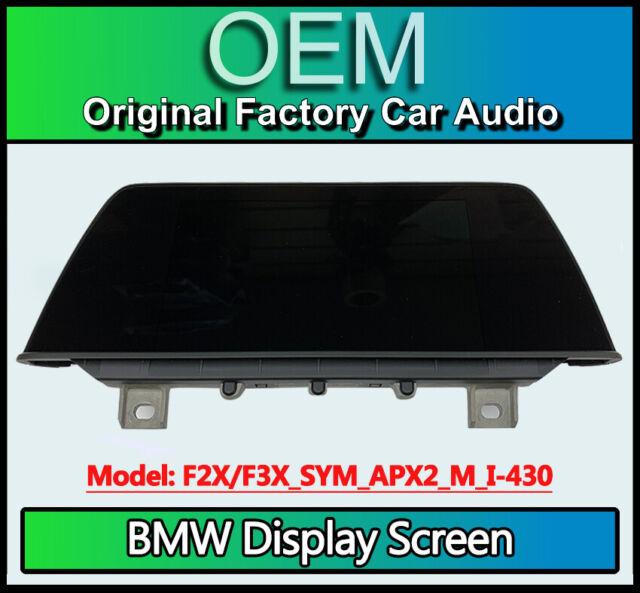 BMW 4 Series Gran Coupe display screen LCI Multi function, BMW F36 6550 6837128
