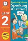 Speaking and Listening - Year 2: Photocopiable Activities for the Literacy Hour by Christine Moorcroft, Ray Barker (Paperback, 2005)