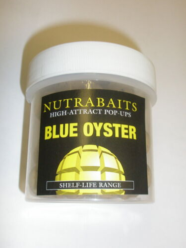 Nutrabaits BLUE OYSTER Pop ups 15mm Fishing