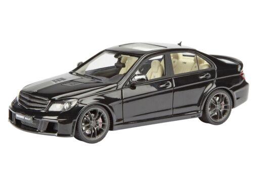 Schuco 450881800 - Brabus Bullit,noir 1 De 500 Pièces Emballage D'origine