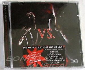 FREDDY-VS-JASON-SOUNDTRACK-O-S-T-CD-Sigillato