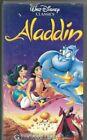 Aladdin Walt Disney Video VHS PAL Sirh70