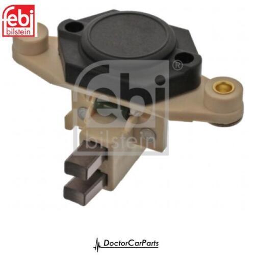 Alternator Voltage Regulator for VW TRANSPORTER 1.6 79-92 T3 D TD CS CT JX Febi