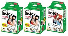Fuji 96090 Instax Mini Instant Film, 10 Sheet, 5 Piece White