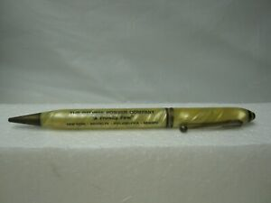 Vintage-Osborne-Promotional-Advertising-Pen-Pearl-034-The-George-Ponser-Company-034