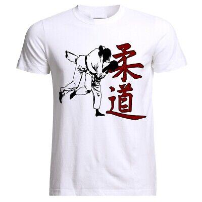 Aikido Kanji Samurai Bushido Martial Arts MMA T-Shirt