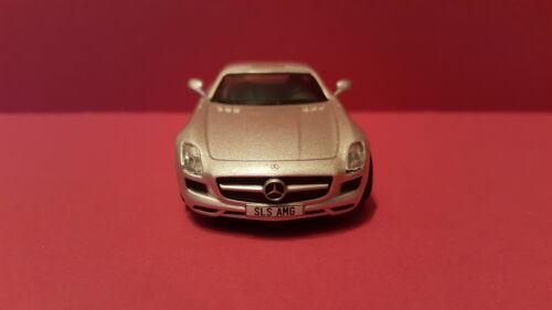 Mercedes SLS AMG von DeAgostini 1:43 Neu/&OVP Sammlerauto*13
