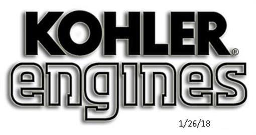 Kit de pieza Genuine Kohler, SILENCIADOR 24 786 05-S