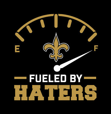 New Orleans Saints Fueled By Haters Shirt Who Dat Drew