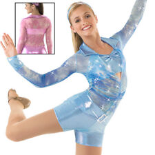 "NEW Weissman /""The Look/"" Dance Costume Skate Hip Hop Jazz Tap 4791 Adult"