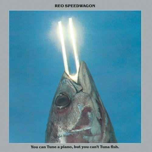 *NEW* CD Album Reo Speedwagon - You Can Tune a Piano (Mini LP Style Card Case)
