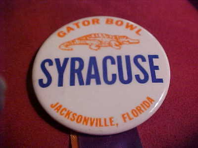 """University of Alabama 1968 Gator Bowl Pin 2 1//4/"""""""
