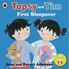 Topsy and Tim: First Sleepover by Jean Adamson (Paperback, 2016)