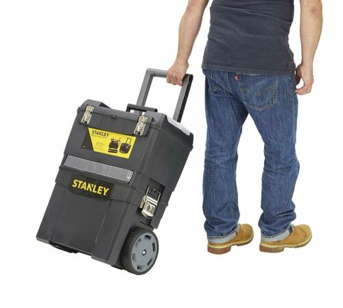 Extra Large Boîte à outils sur roulettes Roulant Mobile Travail Centre Heavy Duty stockage NEUF