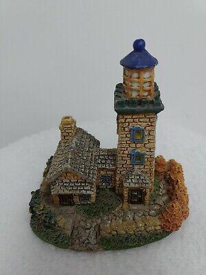 Mini porcelain lighthouse from Limoges