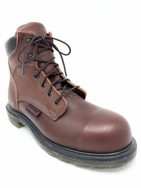 Men's Red Wing 6 Inch Safety Toe Boot