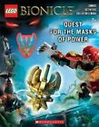 Quest for the Masks of Power (Lego Bionicle: Activity Book #1) by Ameet Studio (Paperback / softback, 2015)