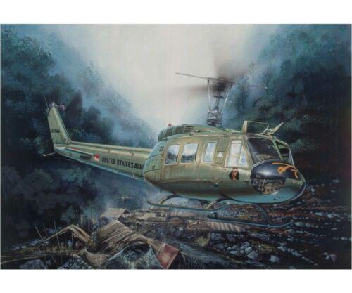 """Italeri 1:48 UH-1D /""""Slick/"""""""