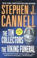 The Tin Collectors; The Viking Funeral (Two Books for the Price of One: Shane Sc