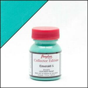 Angelus Collector Edition Lederfarbe Emerald 5 29,5ml (26,95€/100ml)
