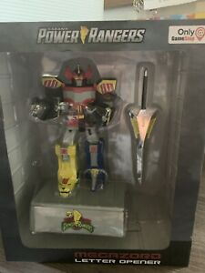 Mighty-Morphin-Power-Rangers-MEGAZORD-LETTER-OPENER-Statue-Stand-Figure