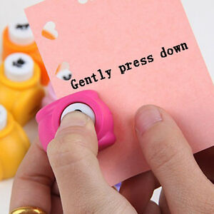 Fun-Kids-Craft-DIY-Scrapbooking-Mini-Cutter-Cards-Making-Paper-Shaper-Hole-Punch