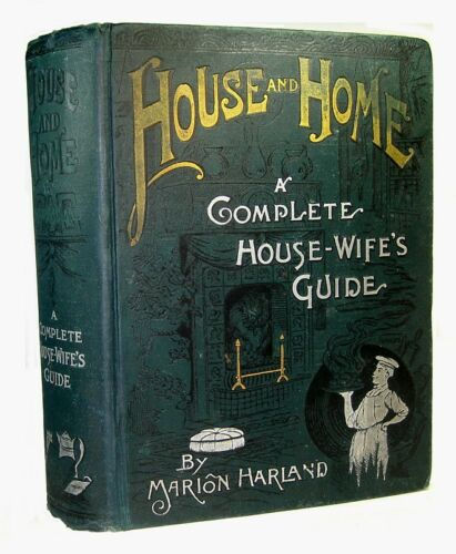 Victorian House Home Rare Antiquarian Books Collection