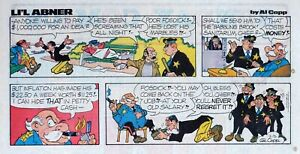 Li-039-l-Abner-by-Al-Capp-Fearless-Fosdick-color-Sunday-comic-page-Dec-12-1976