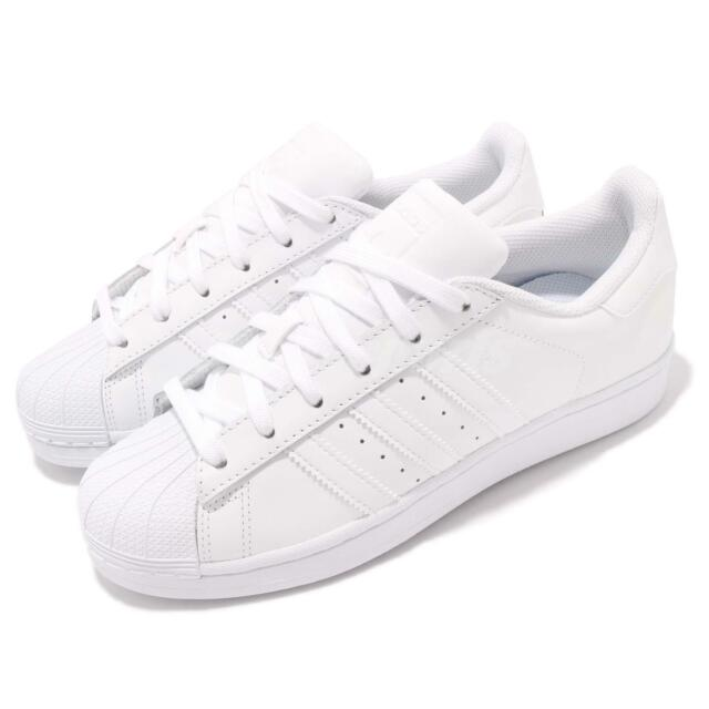 adidas Originals Superstar Foundation White Out Mens Shoes Sneakers B27136