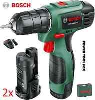 Bosch Psr1080 Li-2 10,8v Combi Drill/driver 06039a2171 3165140835756