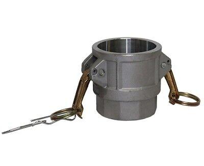 Aluminum Locking Cams with NPT Thread 2 Inch