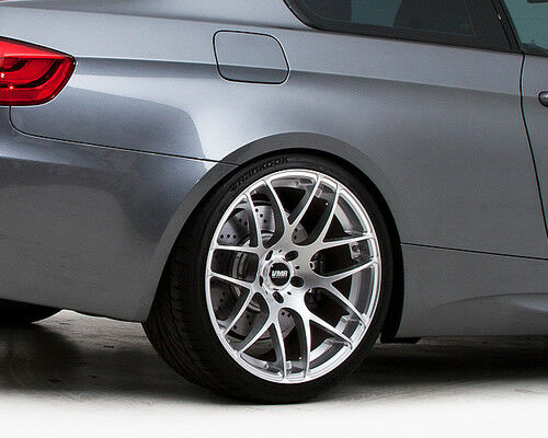 2004-13 per BMW serie 1 BULLONI M12X1.5 RUOTA in lega 5MM Distanziatori 2C10H31