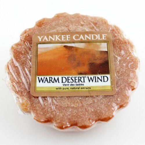 Yankee Candle Wax PU acquérir Chaud Desert Vent