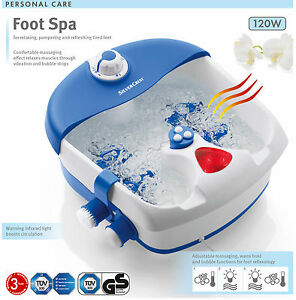 Bigger Size 2 Motor 4 Massage Rollers Pedicure Foot SPA Relief Tired Feet Bat