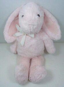 Image Is Loading Pottery Barn Kids 12 034 Pink Bunny Plush