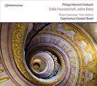 Sáe Freundschaft, edles Band: Overtures & Arias by Philipp Heinrich Erlebach (CD, Jan-2013, Christophorus)