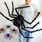 Big Spider Halloween Decoration Haunted House Prop Indoor Outdoor Wide