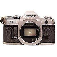 Canon AT-1 Film Camera