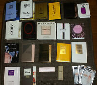 Profumo/crema campioncino Hermes, Cavalli, Chanel, Biagiotti, etc.etc.