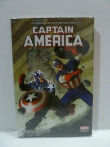 CAPTAIN-AMERICA-034-LA-FLECHE-DU-TEMPS-034-marvel-deluxe-comics-NEUF-blister