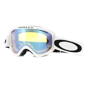Oakley-Skibrille-O2-XM-OO7066-22-Matt-White-Hii-Yellow-Iridium