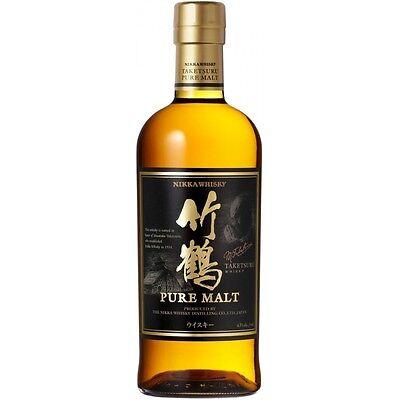 Nikka Taketsuru Pure malt Japanese Single Malt Whisky 700ml