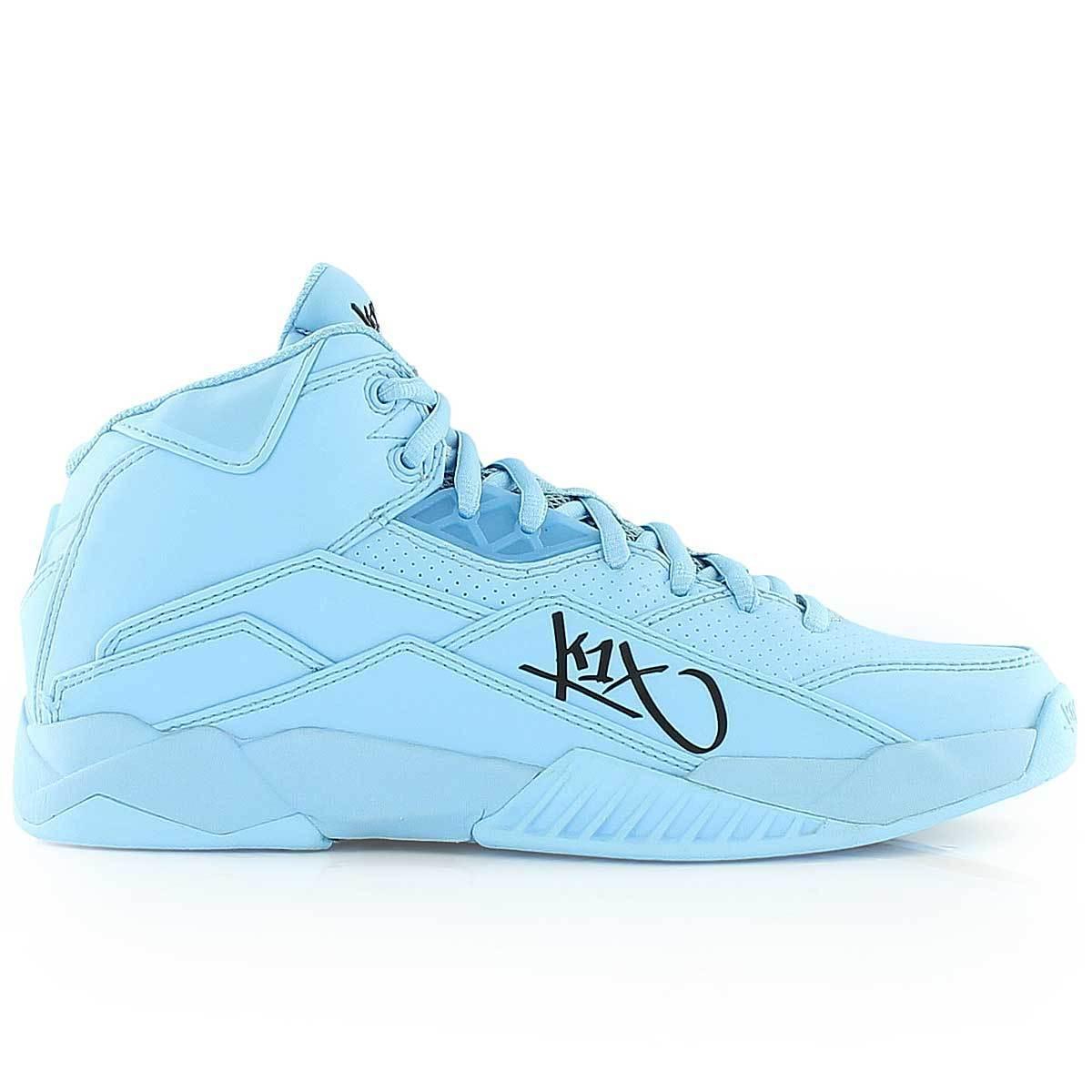 K1X  Anti Gravity Cocheolina Baloncesto Zapatos Azul Claro Medio Corte  venta con alto descuento