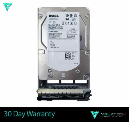 "XX518 Dell Seagate 3.5/"" 146 GB 15K.6 SAS HDD ST3146356SS 0XX518"