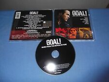 """VV.AA """"Goal!"""" CD OST BIG BROTHER EUROPE 2005"""
