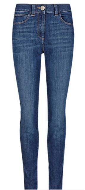 TWIGGY for M&S Collection cotton denim jeggings 1640 4 colours 8-24  Rrp £29.50