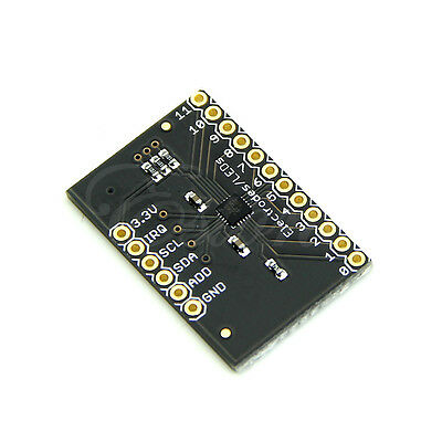 MPR121 Breakout V12 Capacitive Touch Sensor Controller Module I2C Keyboard New