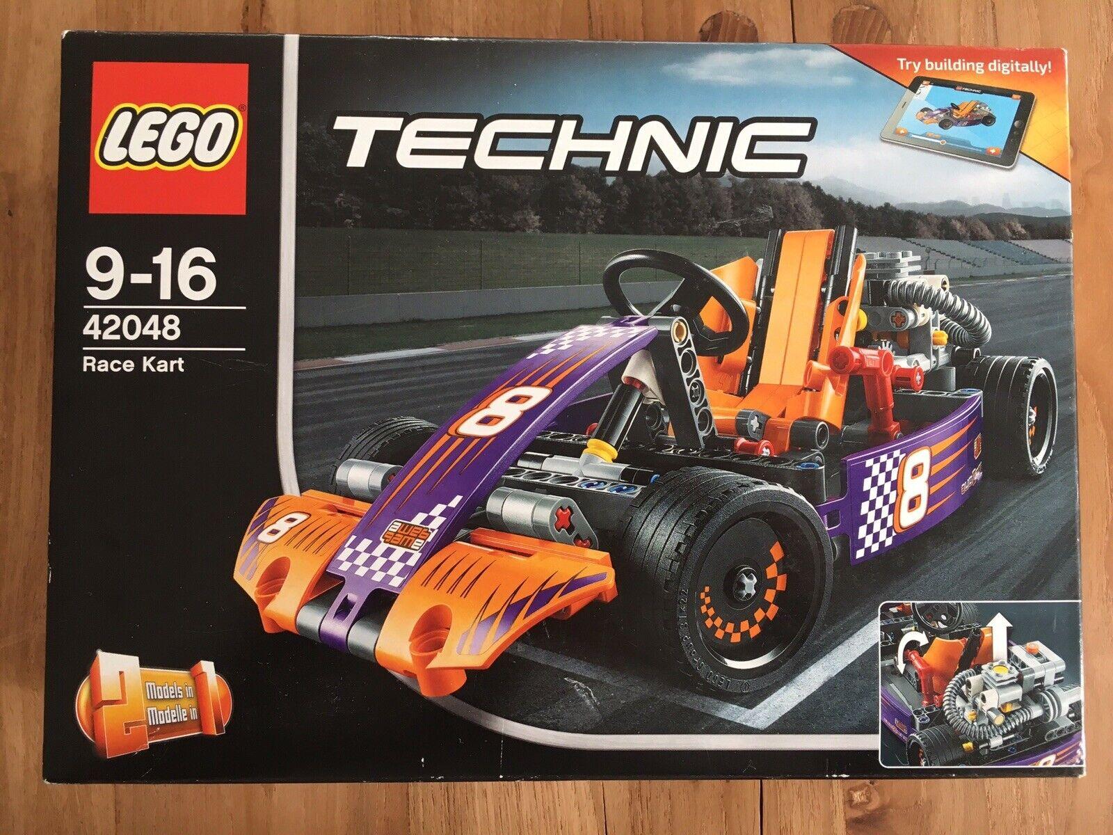 Lego 42048 Race Cart Technic Versiegelt NEU
